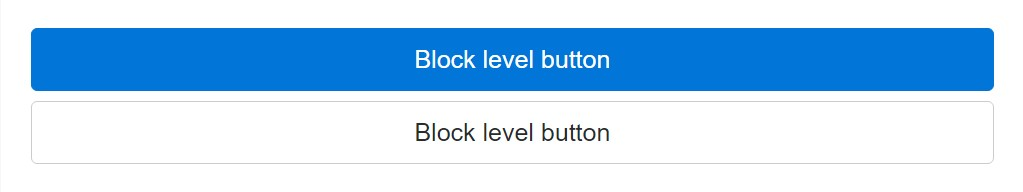 Block level button