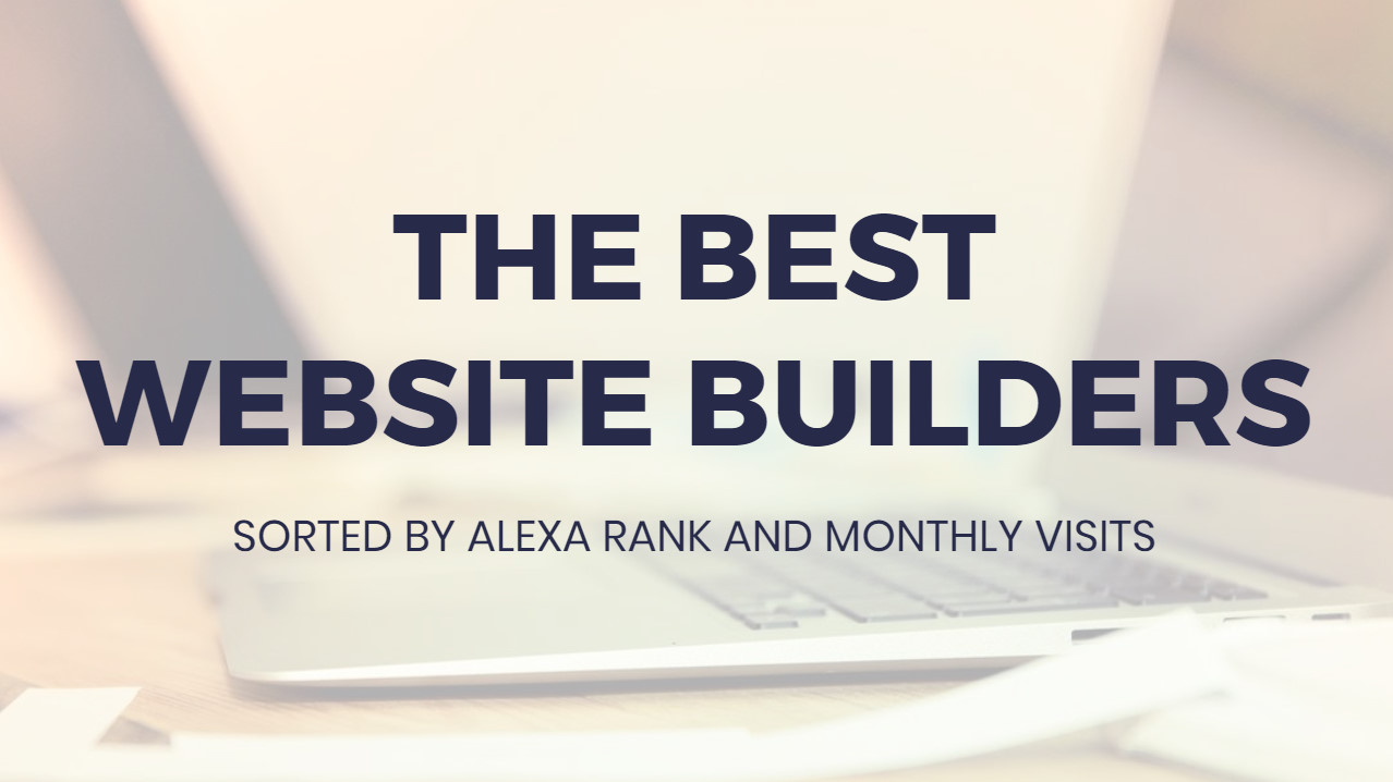 Best  Internet Site Builders