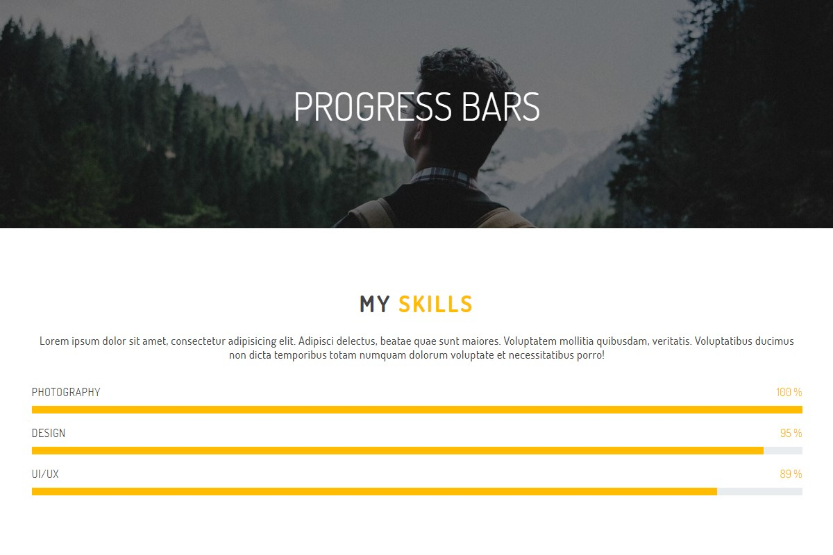 Smart Progress Bars