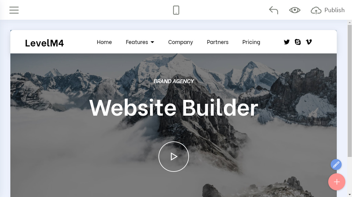 best offline website builder