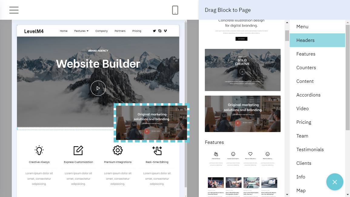free offline website builder