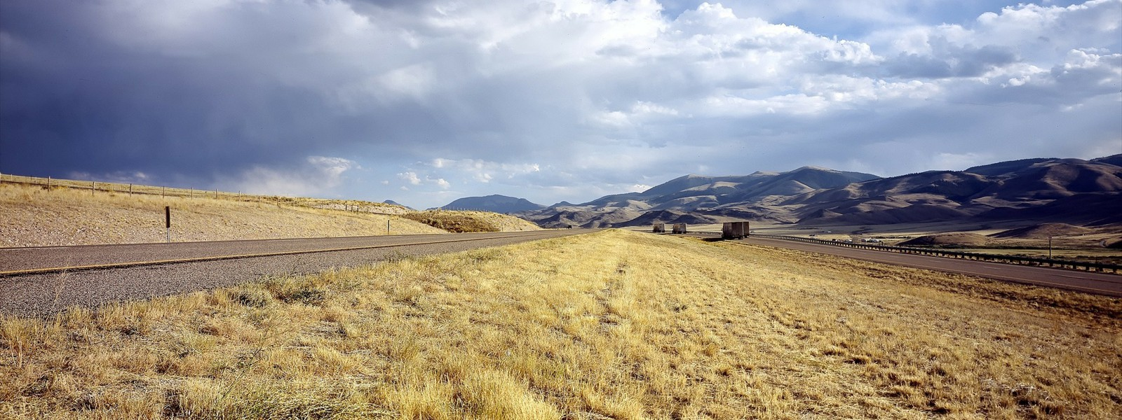Rural landscape in Idaho :