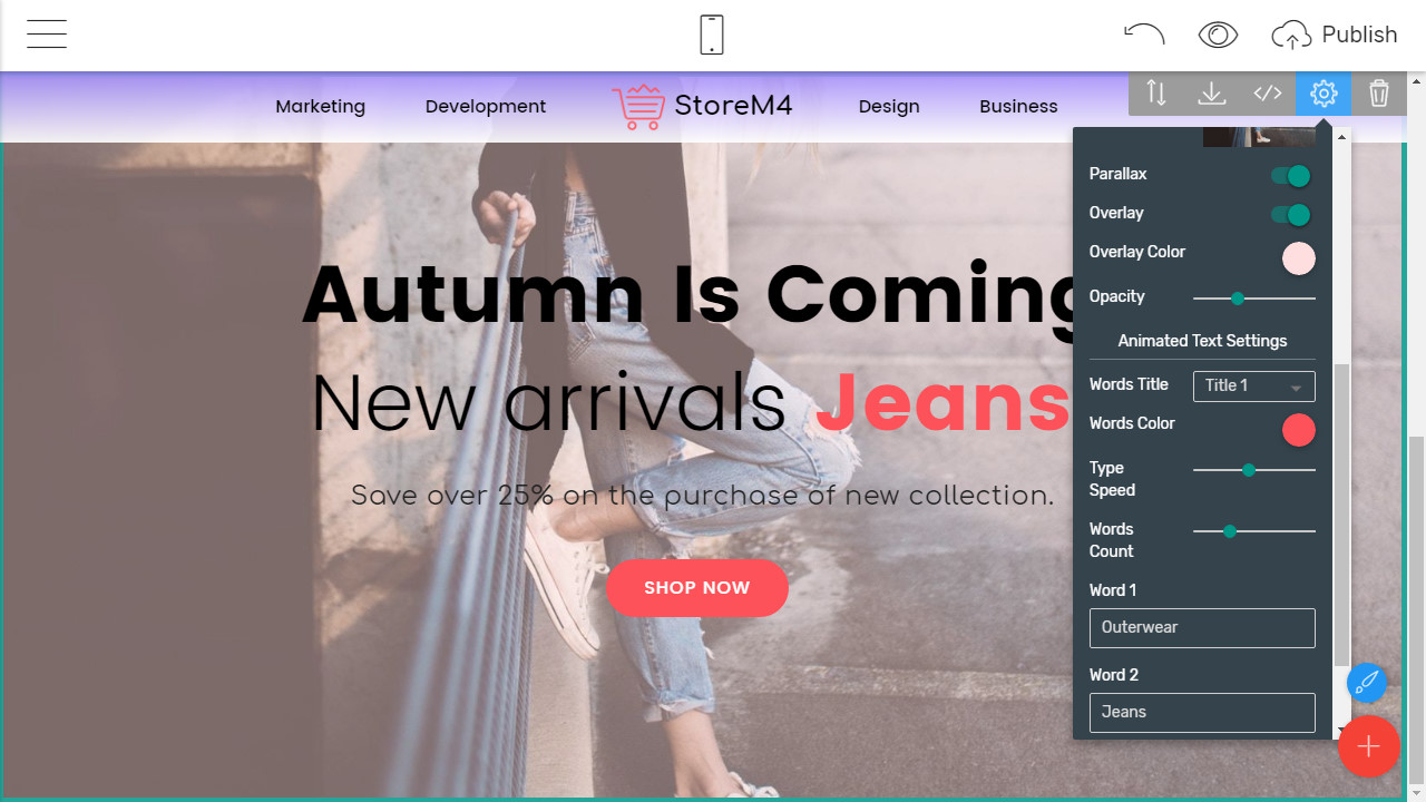 responsive bootstrap ecommerce template