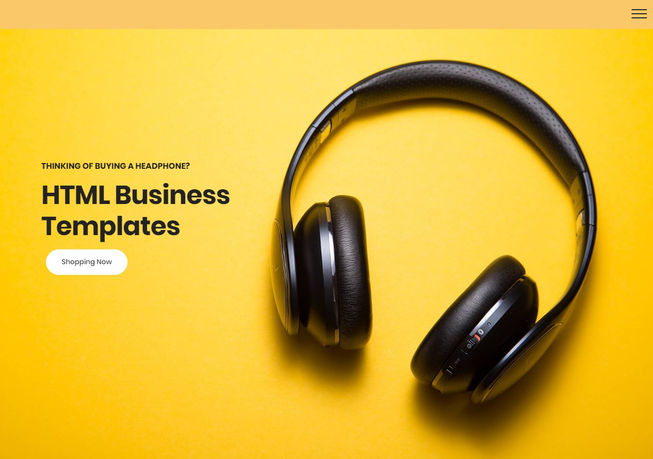 Business HTML Templates