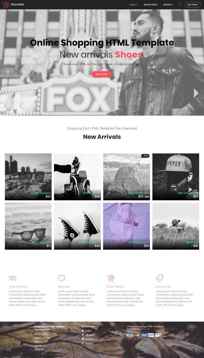 Design Website Template