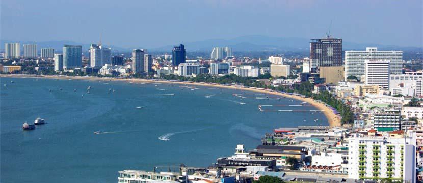 Cityscape, Thailand